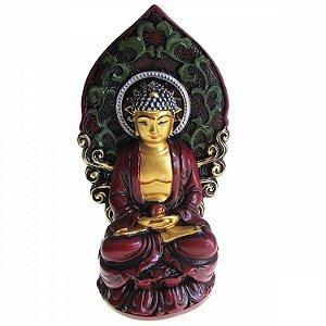 Buda Sakyamuni em Resina (12cm)