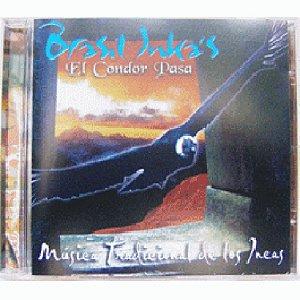 CD - El Condor Passa - Música Tradicional de Los Incas