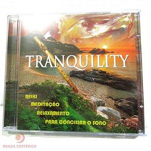 CD Tranquility: Reiki,Meditação e Rexalamento