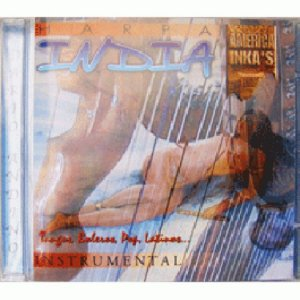 CD Harpa India - Instrumental Harpa