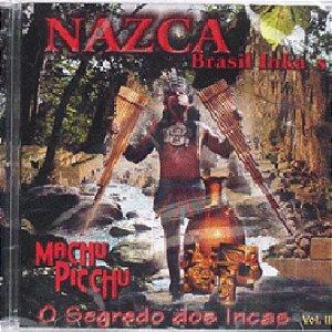 CD Nazca Vol II (O Segredo dos Incas)