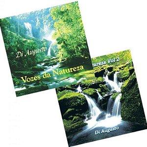 CD DI AUGUSTO - VOZES DA NATUREZA
