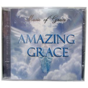 CD Amazing Grace - Music of Grace