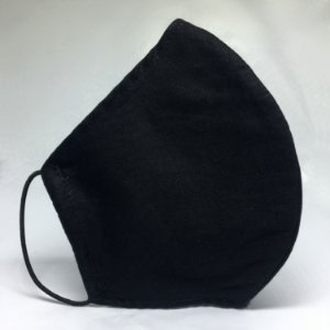KIT de 10 Máscaras Bico de Pato Preto - Tripla
