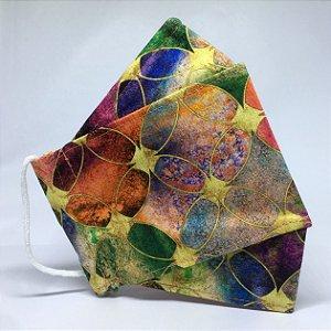 Mascara Mosaico Divino - Tripla Camada
