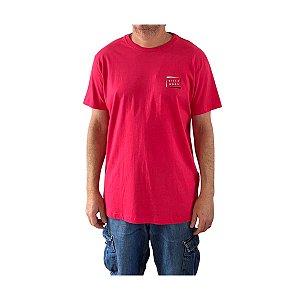 Camiseta Billabong Diecut III Rosa
