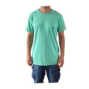 Camiseta Billabong Dune Verde Claro