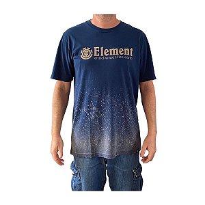 Camiseta Element Sky Azul Escuro