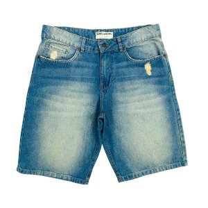 Bermuda Billabong Jeans Walk Deep Sea Azul