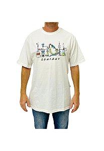 Camiseta High Lab Branco