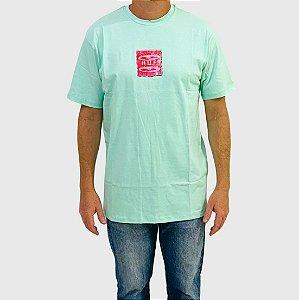 Camiseta Huf UFO Verde Agua
