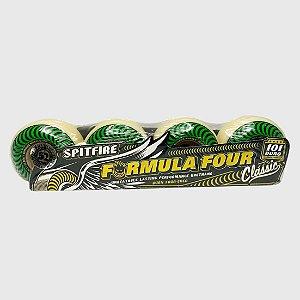 Roda Spitfire Formula Four 101 Classic Green 52mm Original