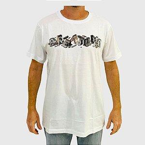 Camiseta Creature Slab Diy Branca
