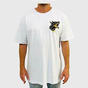 Camiseta DGK Beware Branco