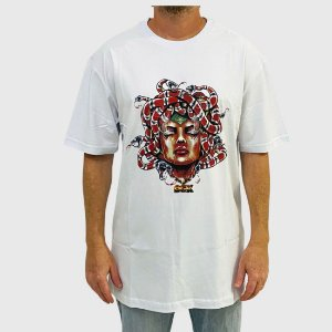 Camiseta DGK Beam Branco
