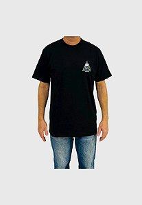 Camiseta Huf BLVD Preto