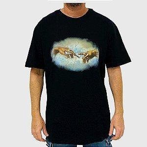 Camiseta DGK Giving Preto