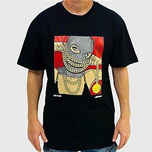 Camiseta DGK Chained Preto