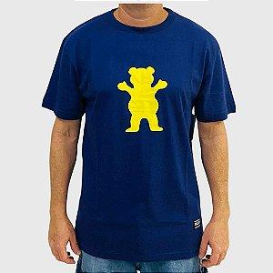 Camiseta Grizzly Og Bear Roxo