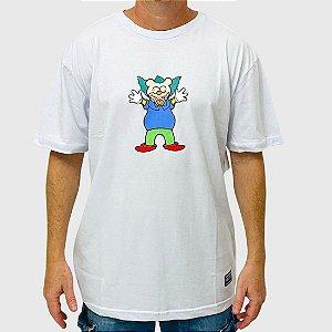 Camiseta Grizzly Clownin SS Branco