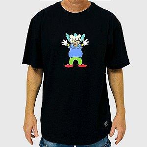 Camiseta Grizzly Clownin SS Preto