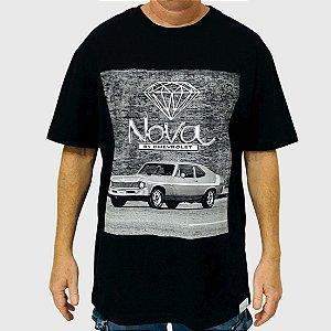 Camiseta Diamond Nova Preto