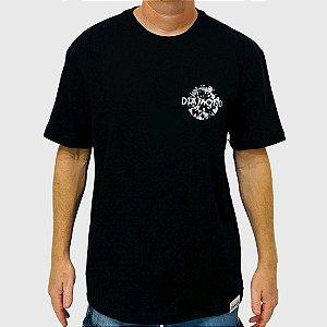 Camiseta Diamond Clarity Preto
