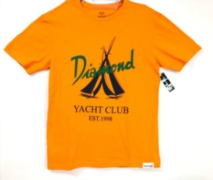 Camisa Diamond Yatch  Club tam P