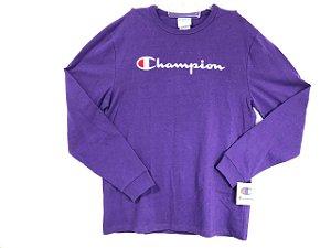 Camisa Champion Longsleeve Importada