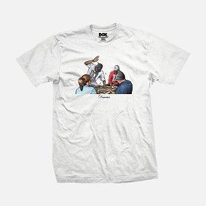 Camisa DGK Domino White