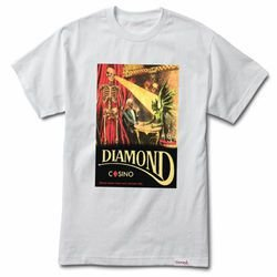 Camisa Diamond Casino White G