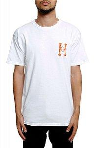 Camisa Huf x Spitfire Importada White