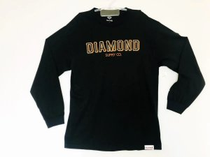 Camisa manga longa Diamond Importada Tubular Tam L