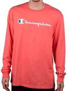 Camisa manga longa Champion Coral Importada Tam. P