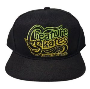Boné Creature Freestyle Preto