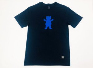 Camisa Grizzly OG Bear Tee Navy G