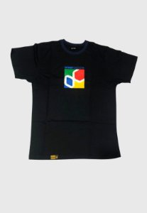 Camiseta Other Culture Brick Preta
