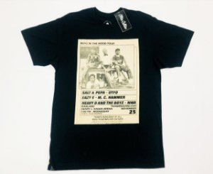Camisa Other Culture Boys in The Hood Tour Black M