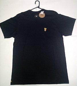 Camisa Other Culture Notorius Big Bordada Black M