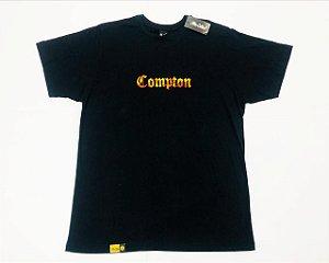 Camiseta Other Culture Compton Camo Black P