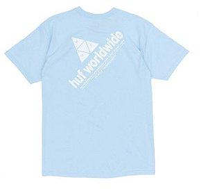 Camisa HUF Peak Blue