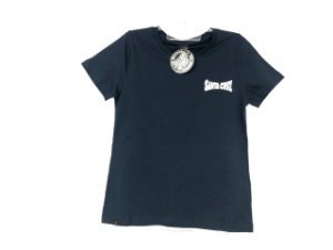 Camiseta Santa Cruz Feminina Acred Heart Marinho P