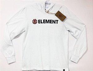 Camisa Element Manga longa Blazin com Capuz Tam M