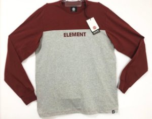 Camisa Element Manga longa Duo Block Tam M