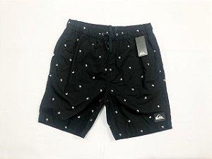 Shorts Quiksilver Volley Pac Black Original