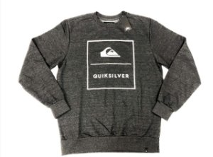 Moletom Quiksilver Simple Track Original
