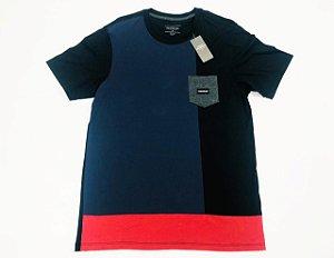 Camiseta Quiksilver Especial Block Color Original