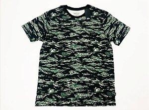 Camiseta Quiksilver Camo Full Especial Original