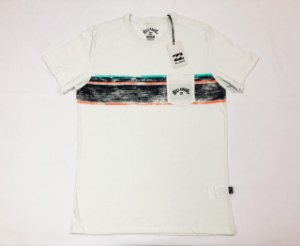 Camiseta Billabong Premium Spinner Com Bolso Original
