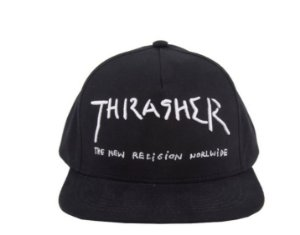 Boné Thrasher New Religion Snapback